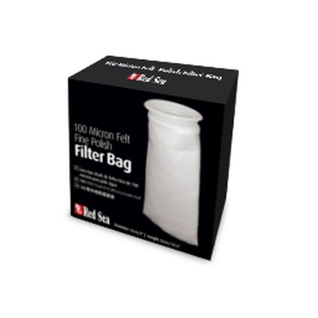 Bolsas de filtrado de fieltro 100 micras (Micron Filter Bags) Red Sea