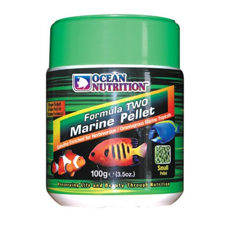 Formula Two Marine Pellets 100 g
