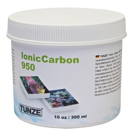 Ionic carbon 300 ml Tunze