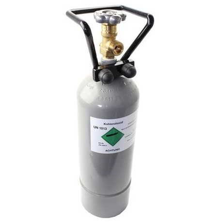 Botella CO2 1,5 kg Tunze