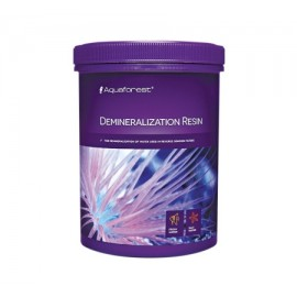 Demineralization resin Resina Filtros agua osmosis Aquaforest